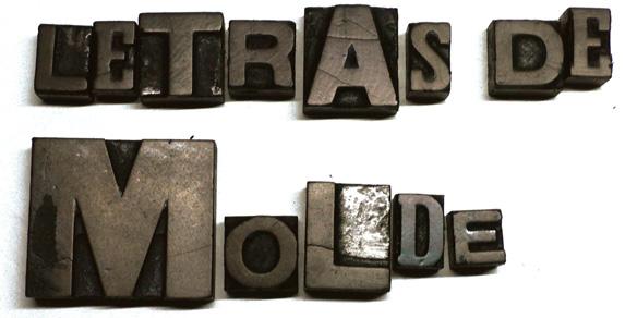 busco letras de molde